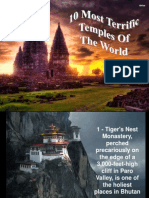 10 Most Terrific Temples Of The World