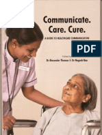 Communicate. Care. Cure. (Sample Pages)