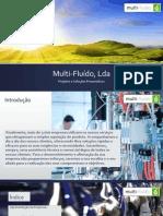 Apresentação Multifluido 2013