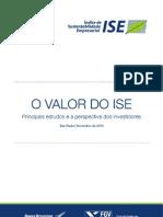 O_VALOR_DO_ISE (Índice de Sustentabilidade Empresarial)