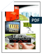 Taxation and DTC - MRP