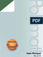 Polymath Manual