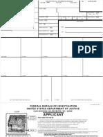Applicant Fd 258