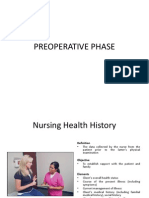 Preoperative and Postoperative Phase July252013