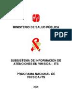 Sist_de Informacion_de Atenciones 2008 Ec