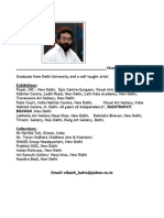 Vikash Kalra Graduate From Delhi University and a Self