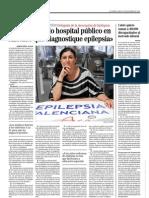 Entrevista M. Carmen Carretón. Asociación de Epilepsia.