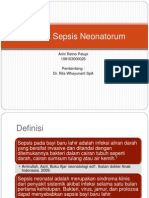 Referat Sepsis Neonatorum
