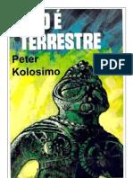 60960098 Nao e Terrestre Peter Kolosimo