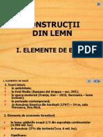 III. Structuri Spatiale Din Lemn 190- 205
