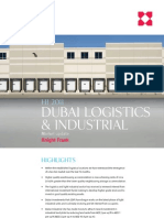 Dubai Logistics and Industrial Research