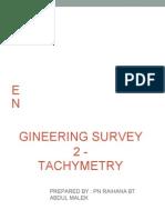 tachometry