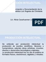 REGISTRO PRODUCCIÓN INTELECTUAL