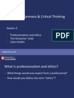 Session 2 - Professionalism and ethics - BB.pptx