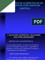 Epistemologia de La Matematica - Julio