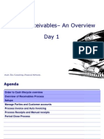 Oracle Receivables - An Overview_Day 1