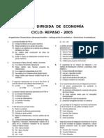 7 Dirg. Economía (Organismos Financieros - Integracion Economicas - Doctrinas Economicas) Repaso - 2005.