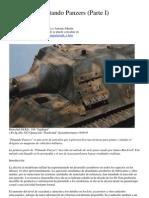 Pintando Panzers