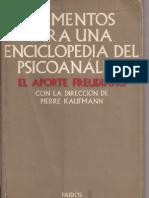 Diccionario Lacan