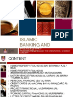 Application of Funds - Financing Facilities and the Underlying Shariah Concepts