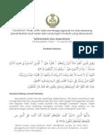 Menghabisi Sisa Ramadhan