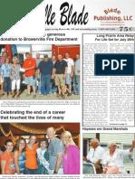 Browerville Blade - 07/25/2013