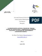 Libro la imparticion justicia administrativa.pdf