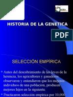 Historia Gen