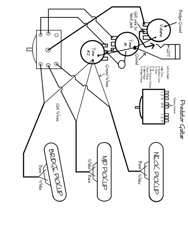 Peavey Predator wiring diagram | Predator Wiring Diagrams |  | Scribd
