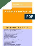 La Celula y Partes