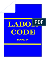 Labor Code Book IV