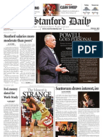 03/03/09 - The Stanford Daily [PDF]