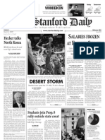 03/06/09 - The Stanford Daily [PDF]