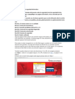 Cuestionario de software en seguridad informática