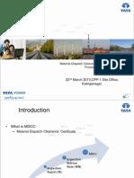 MDCC Procedure
