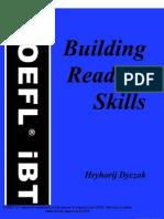 Building Reading Skills TOEFL