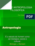 Aula de Antropologia Filosofica