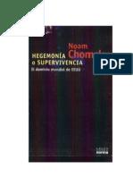 Chomnsky - 2003 - Hegemonia