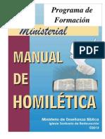 154105560 Manual de Homiletica Completo
