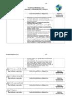 Planificacion Anual 1 Basico Lenguaje