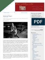 Cartas de Fogwill « Eterna Cadencia