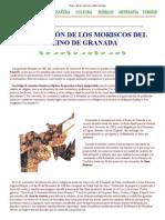 Guerra de Los Moriscos y Aben Humeya