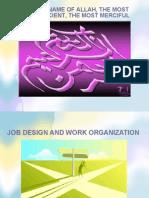 Job Organization Final
