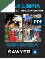Brochure Filtracion Agua Esp