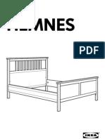 Hemnes Bed Frame AA 501735 6 Pub