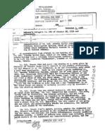 US Foreign Service Cuba dispatch 11/2/56