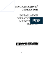 Magnamax Operation Manual