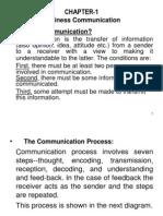 Business communication