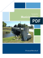 Surveys for Municipalities