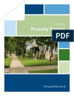 Surveys for Property Owners